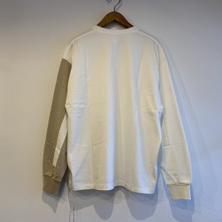 <img class='new_mark_img1' src='https://img.shop-pro.jp/img/new/icons5.gif' style='border:none;display:inline;margin:0px;padding:0px;width:auto;' />【KAPTAIN SUNSHINE】West Coast Long Sleeved Tee キャプテンサンシャイン