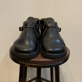 【FERNANDLEATHER】MIDDLE ENGLISH ''4''  MIDDLE ENGLISH BOOTS