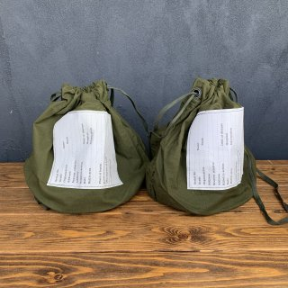 <img class='new_mark_img1' src='https://img.shop-pro.jp/img/new/icons47.gif' style='border:none;display:inline;margin:0px;padding:0px;width:auto;' />【MILITARY DEADSTOCK】 US ARMY PERSONAL EFFECTS BAG 巾着 デッドストック
