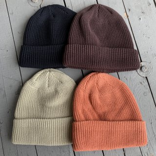 <img class='new_mark_img1' src='https://img.shop-pro.jp/img/new/icons5.gif' style='border:none;display:inline;margin:0px;padding:0px;width:auto;' />【DECHO/デコー】 KNIT CAP ニット帽 綿100%