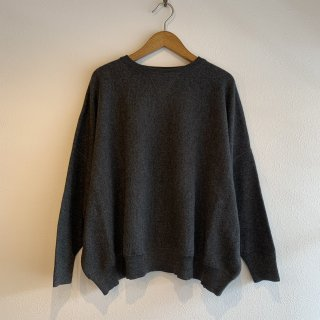 <img class='new_mark_img1' src='https://img.shop-pro.jp/img/new/icons5.gif' style='border:none;display:inline;margin:0px;padding:0px;width:auto;' />【ORDINARY FITS】 BARBER KNIT バーバーニット ドルマンスリーブ
