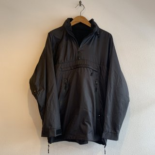 <img class='new_mark_img1' src='https://img.shop-pro.jp/img/new/icons5.gif' style='border:none;display:inline;margin:0px;padding:0px;width:auto;' />【MILITARY DEADSTOCK】BRITISH ARMY CIVILIAN PCS ANORAK BLACK
