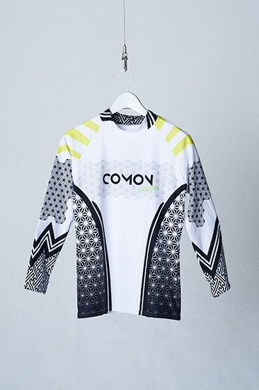 COMON UNDER �ASANOHA� White