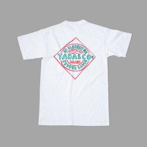 TABASCO × TOKYO BENTO STAND T-shirt