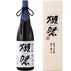 獺祭 純米大吟醸磨き二割三分(木箱入)