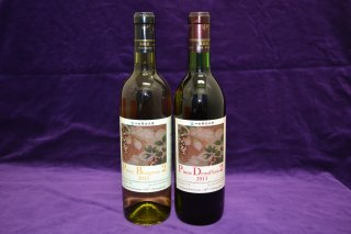 【2本セット】オリジナルワイン「PB2」「PD2」
