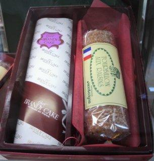 ケーキセット(二松学舎オリジナル包装)