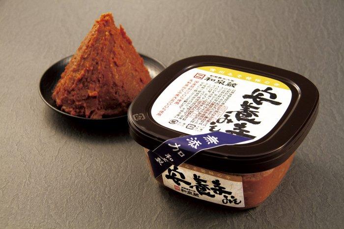 安養寺味噌 500g