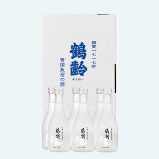 鶴齢 吟醸生酒|青木酒造