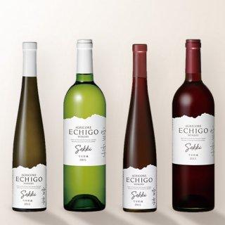 越後ワイン製品 越後ワイナリー