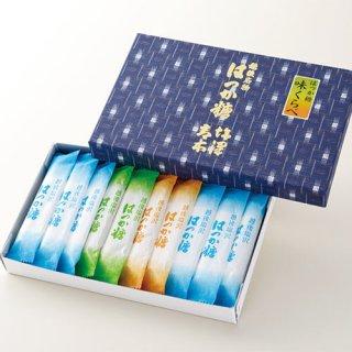 はっか糖 かすり箱セット味くらべ36本入|青木菓子店
