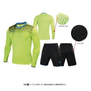 Jr.ゴールキーパーシャツ&パンツセット