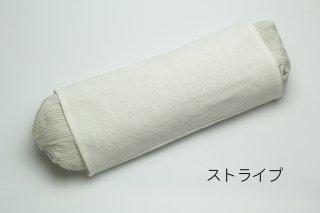 改良版 江戸枕 ストライプ柄 (そば殻)Bingo style