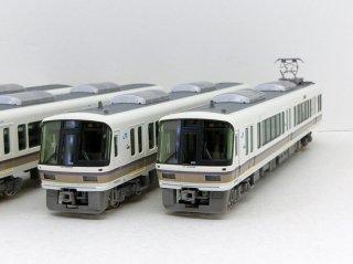 10-1579 221系リニューアル車 JR京都線・神戸線 6両セット