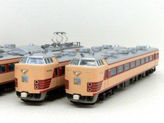 [01月再生産] 10-1128 485系300番台 6両基本セット