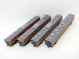 10-1587 113系 湘南色 4両増結セット