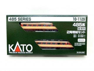 [01月再生産] 10-1129 485系後期形 2両増結セット