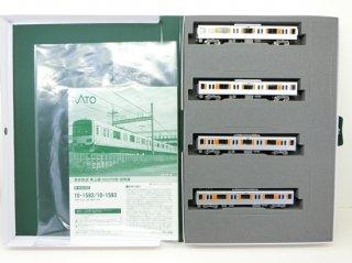 [03月新製品] 10-1593 東武鉄道 東上線 50070型 増結セットA(4両)