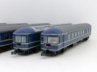 [03月新製品] 10-1591 20系寝台客車 7両基本セット