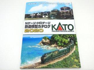 25-000 KATO Nゲージ・HOゲージ鉄道模型カタログ2020