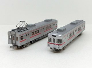 A6688 長野電鉄 3500系 冷改・冬 2両セット