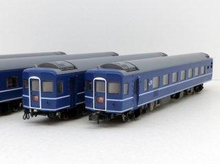 [01月新製品] 98678 JR 14系14形特急寝台客車(出雲2・3号)基本セット