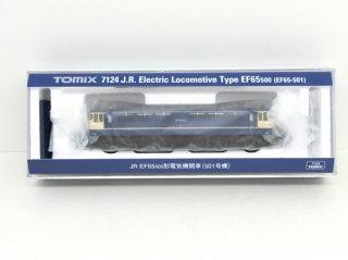 7124 JR EF65-500形電気機関車(501号機)