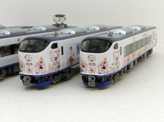 [03月新製品] 98690 JR 281系特急電車(ハローキティ はるか・Ori-Tsuru)セット(6両)