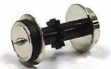 29-950-C 新幹線用タイヤ付ギヤ車輪銀短 (1個)