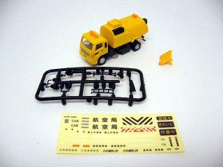 KATO高速路面清掃車HS-60 黄(標準色)