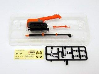 HITACHIテレスコピッククレーン軌陸仕様ZAXIS160LCT 橙(標準色)