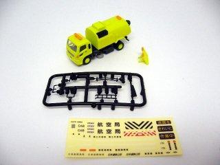KATO高速路面清掃車HS-60 薄黄(地域色)