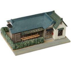 洋館付和風住宅(洋館屋根:緑)