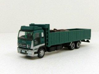 112 いすゞギガ 産業廃棄物収集運搬車