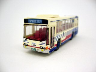 123 いすゞキュービックK尺 山梨交通バス