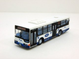 222 エアロスターノンステップ 両備バス
