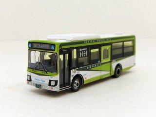 310 新型エルガミオ 国際興業バス
