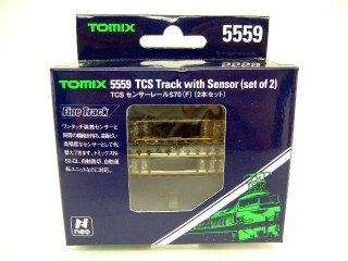 [中古美品] 5559 TCSセンサーレールS70(F)2本セット