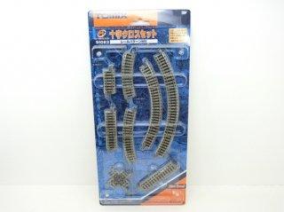 91083 ミニレールセット(レールパターンMX)