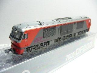 7005 DF200 登場時 赤JRF (付属品取付)