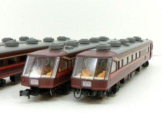 10-155 サロンエクスプレス東京 7両セット (01ロット・ダミーカプラー取付済)