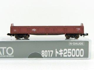 8017 トキ25000 (カトーカプラーN化)