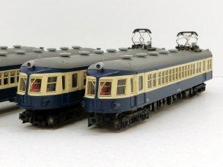 A0085 国鉄52系 スカ色 4両セット