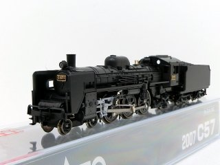 2007 C57 (ナンバー取付済、04ロット)