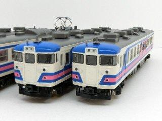 10-350 165系モントレー色 6両セット 付属品取付済