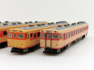10-1532 キハ58系(非冷房車) 急行「ざおう」 5両セット