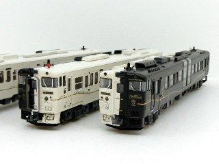 A6076 キハ47+キハ140・指宿のたまて箱 3両セット