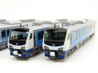 10-1367 HB-E300系 「リゾートしらかみ」(青池編成) 4両セット