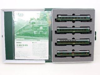 10-870 24系寝台特急「トワイライトエクスプレス」 4両増結セット