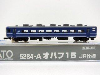 5284-A オハフ15 JR仕様